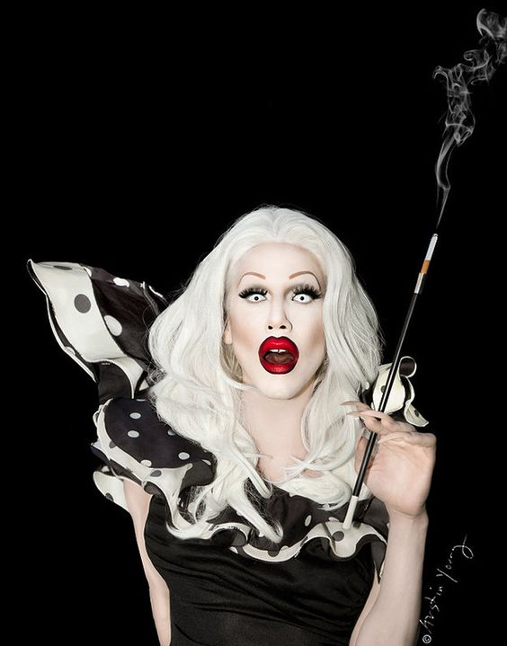 Sharon Needles | Community Post: Top 20 Rupaul's Drag Race Contestants