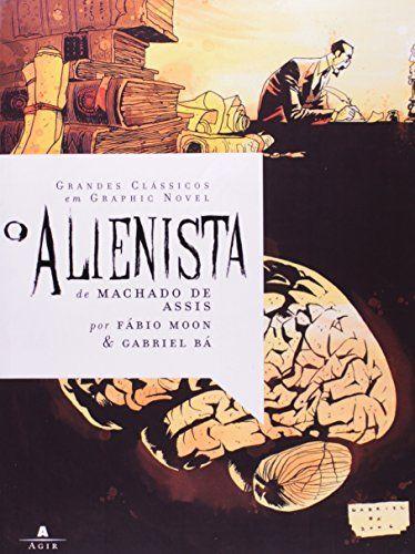 R$ 40,35 O Alienista - Livros na Amazon.com.br