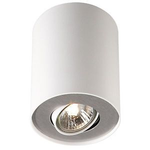 nero contemporary surface mounted ceiling spot light in white by philips gu10 ebay ceiling mounted spot lighting