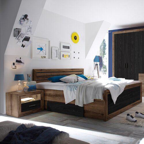 17 Schlafzimmer braun schwarz