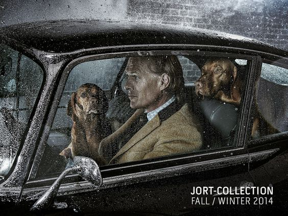 The JORT Fall/Winter '2014 collection is now available in Europe. http://bit.ly/1vcovu3