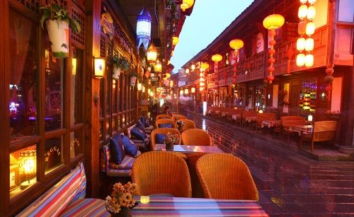 Top 10 Bar Streets to Meet Girls in Chengdu