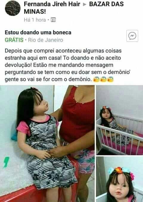 Annabelle Brasileira Boa Semana Seus Lindo Https Www Blogviiish Com Br Ja Comecou Com 12 Posts Novos E Lindos Para Memes Recentes Memes Engracados Engracado
