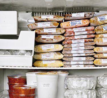 Freezer Meals ~ Tips for Dummies