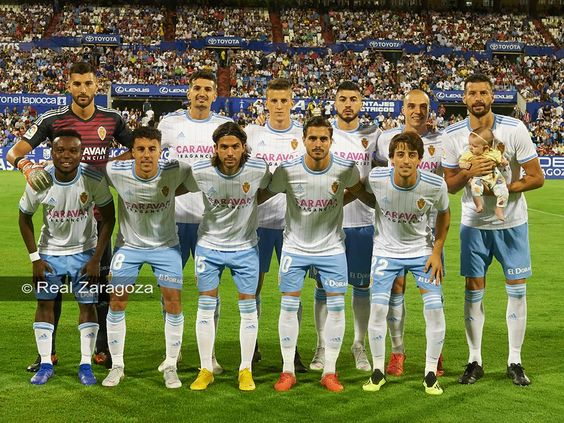 12.9.2018 – Copa del Rey 2018-19 2ª ronda PARTIDO OFICIAL Nº 3387 REAL ZARAGOZA 2-1 DEPORTIVO CORUÑA