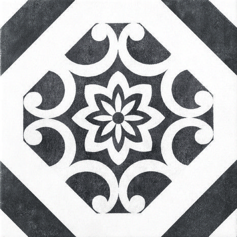 carrelage sol int decor art deco bl nr 32 5 x 32 5 cm p