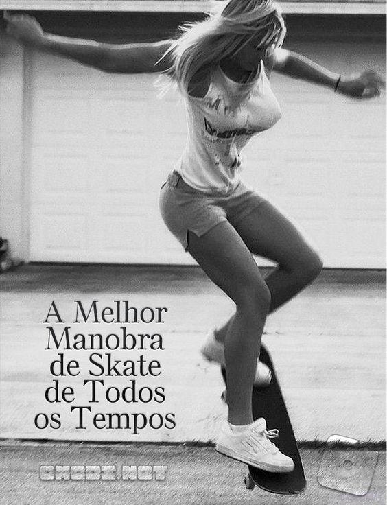 A Melhor Manobra de Skate de Todos os Tempos.