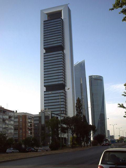 Cuatro Torres Business Área (Torres de Madrid). | por Neil V M