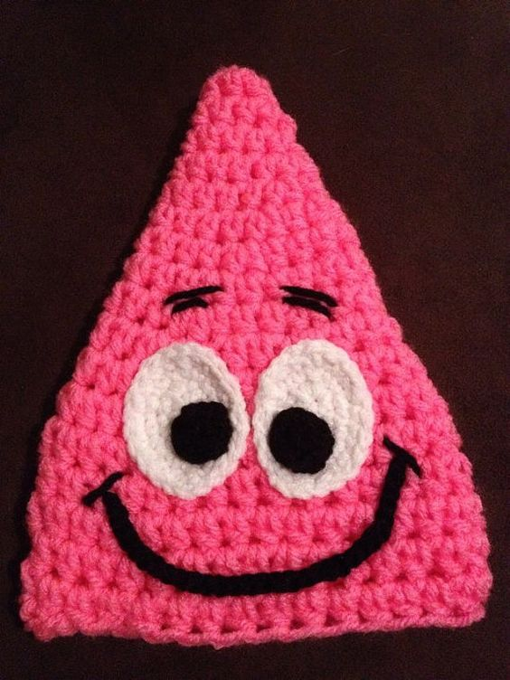 Free Crochet Pattern Patrick Star : Patrick obrian, Hats and Crochet hat patterns on Pinterest