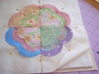stitch and split quilt tutorial