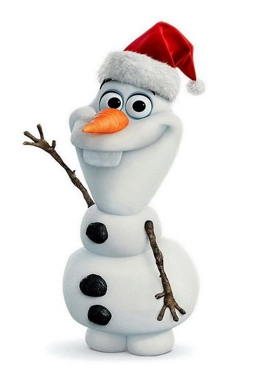 Frozen olaf merry christmas everybody christmas - La reine des neiges olaf ...