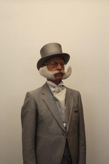 The world beard and moustache championships by Luke Stephenson