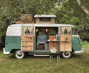 VW Bus/ camper