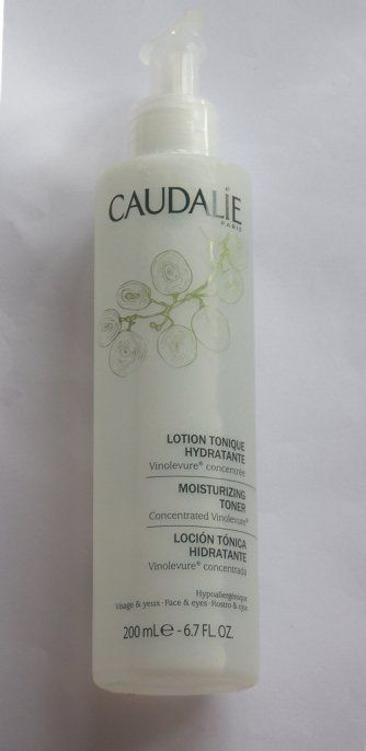 #Caudalie #Moisturizing #Toner #review #price and details on the blog