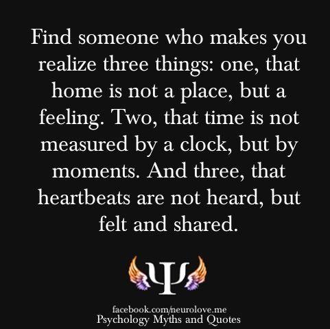 Encontrar A Alguien Que Te Haga Comprender Tres Cosas Una Que El