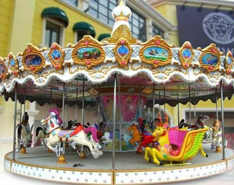 Buy Quality Carousel Rides For Sale Beston Carousel Rides