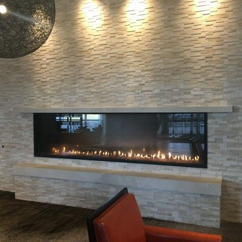 Fireplace Projects Linear Fireplace Fireplace Fireplace Design