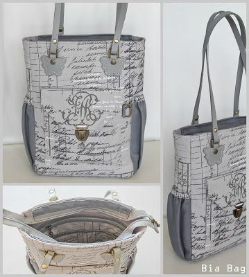 """Not Only Quilts: The """"Bia Bag"""" =)"""