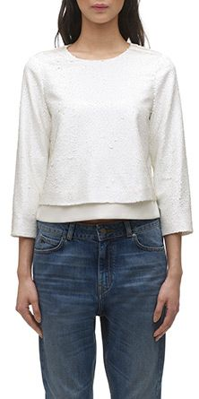 Sequin Top whistles
