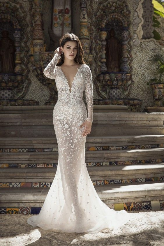 Dominiss Cancun Femina A Href Https Paramoloda Ua Kherson Wed Dress Target Blank Https Paramoloda Target Dresses Wedding Gowns Gowns With Sleeves