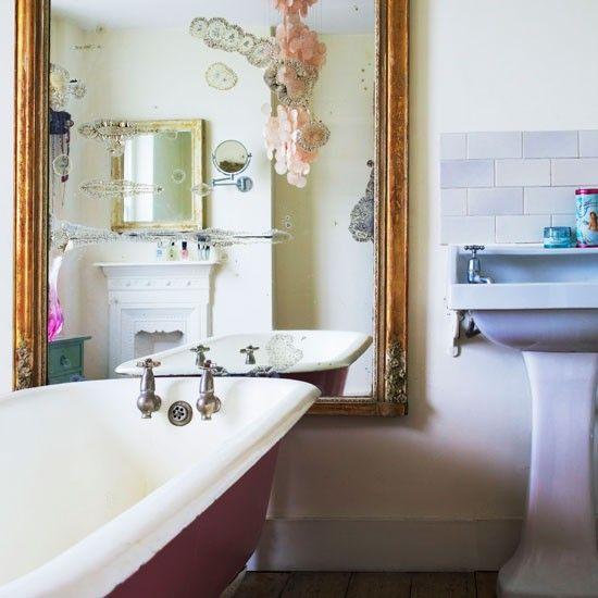 Marokkanischen inspiriert Badezimmer Wohnideen Badezimmer Living Ideas Bathroom
