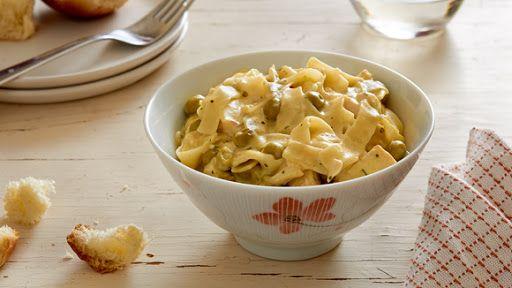 Roast Chicken & Creamy Garlic Pasta Recipe on Yummly