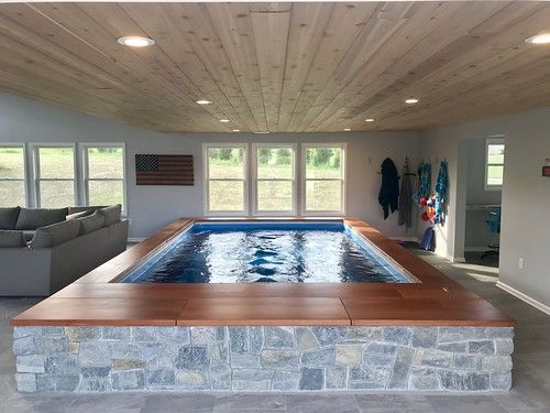 Request A Free Endless Pools Idea Kit Endless Pool Swimming Pool Pictures Small Indoor Pool