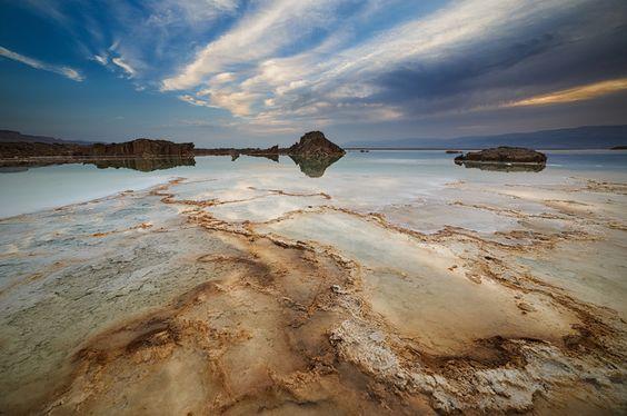 Śmierć Morza Martwego - Podróże