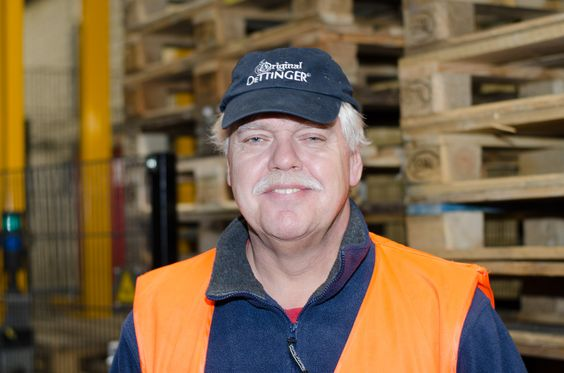 OeTTINGER Mitarbeiter Bernd S.