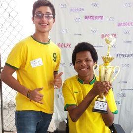 JOGOS OLÍMPICOS RIO 2016 INSPIRAM ALUNOS DO CE SÃO JORGE, EM NOVA IGUAÇU