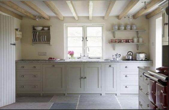100 Küchen Designs u2013 Möbel, Arbeitsplatten und zahlreiche - landhaus fliesen küche