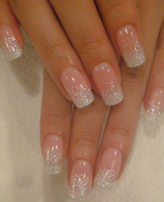 Bien-aimé Top 20 Stunning Wedding Nail Ideas | Manicure, Bridal nail art and  ZO17