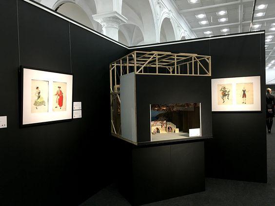 Фото с открытии выставки