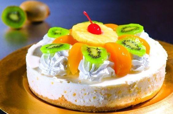 Ideas para decorar las tartas con frutas quieres - Decoracion de frutas ...