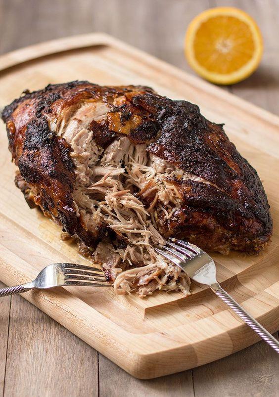 Cuban Roast Pork | Grass Fed Kitchen