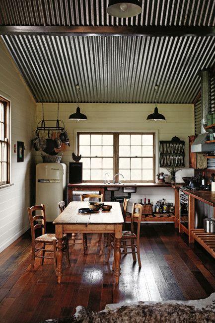 Best Creative Ways To Use Corrugated Metal In Interior Design 400 x 300