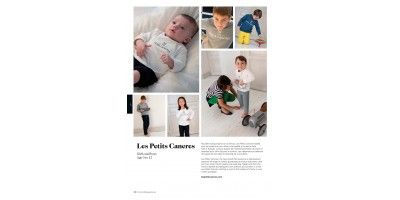 Parution dans Milk Kid's Collections AW 16