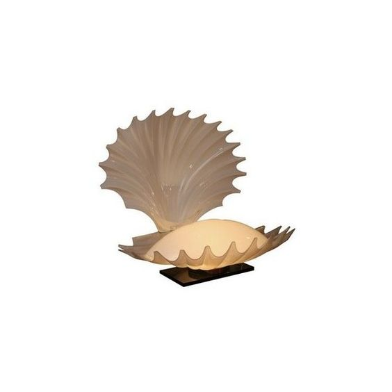 And more polyvore clam shells clams giant clam shell shells chairs cgi