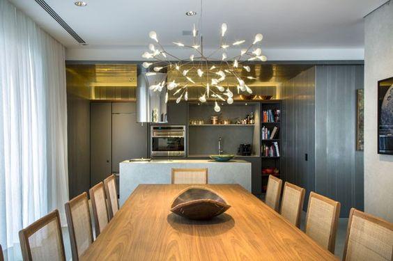Apartamento com coleção de arte (Foto: André Nazareth/Divulgação)
