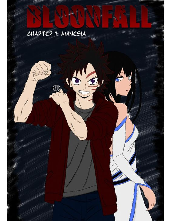http://issuu.com/jaden6/docs/bloodfall_ch1_eng This manga was made by a friend, give it a shoot.Thx.