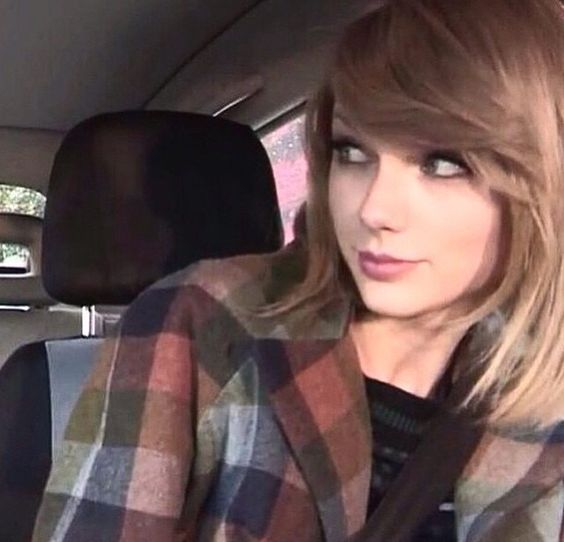 When you're in the car with your friends and they start singing the lyrics to Blank Space.