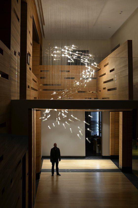 iluminación suspendida lámpara luminarias Studio DRIFT-Flylight