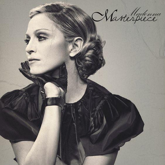 Madonna – Masterpiece (single cover art)