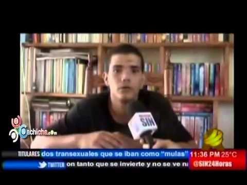Joven denuncia Policia le entro a golpes #Video - Cachicha.com