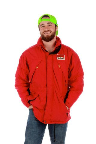Vintage Marlboro Ski Jacket  | Get your vintage ski gear and all manner of outrageous threads at Shinesty.com