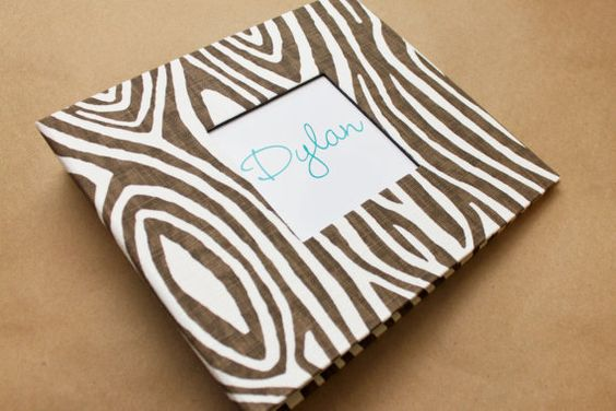 Baby  Book  Brown Willow  80 designed journaling pages by 2giggles, $60.00