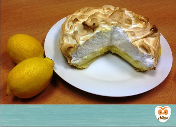 Catherines Weekly Recipe Easy Lemon Meringue Pie | Odlums