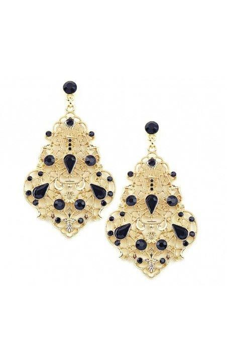 Baroque #Earrings