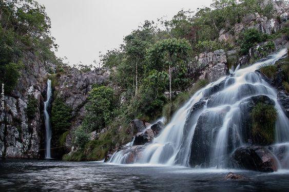 Cachoeira Capivara, Goiás
