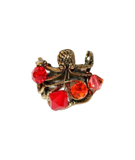 On Stranger Tides Ring - $10.00. http://www.youngrepublic.com/jewelry/rings/on-stranger-tides-ring.html
